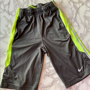 Nike DriFit athletic shorts